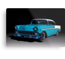 1956 Chevrolet Bel Air Metal Print