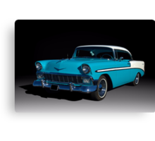 1956 Chevrolet Bel Air Canvas Print