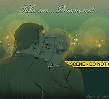 Mystrade - I need you, you know! by Clarice82