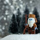 Yeti Crockett - King of the Wild Frontier by emmkaycee