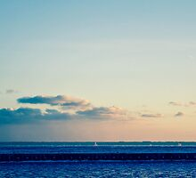 parallel clouds  by callienic