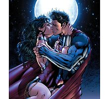 Supes and Wondy by lunakush