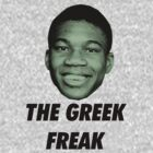 Giannis the FREAK by MikeChase27
