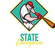 Baseball State Champions by patrimonio