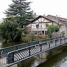 Picturesque Corbeil-Essonnes by magiceye