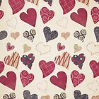 Heart Pattern by tracieandrews