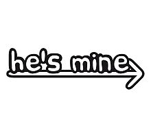 He's Mine Comic Design by Style-O-Mat