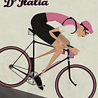 Giro D'Italia by Andy Scullion