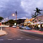 Cambridge Parade, Manly Brisbane by Lanny Edey