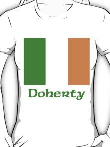 Doherty Irish Flag T-Shirt