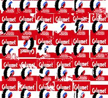 30 Calumet Labels by PrinceRobbie