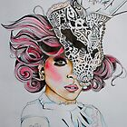 Lady Gaga by weronikart