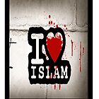 Islam is my love by Lotfibouha