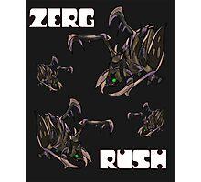 Zerg Rush Poster Photographic Print