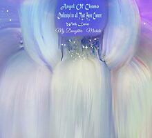 Angel Of Chemo-Dedicated to all that have cancer and my daugher Michele by Sherri     Nicholas