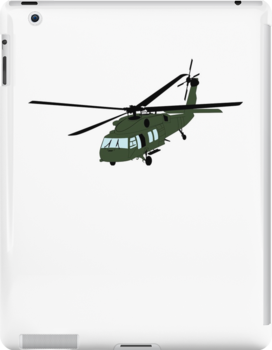 Blackhawk Helicopter Image by VeteranGraphics