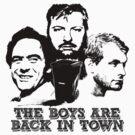 The Boys! by ABC Tee!