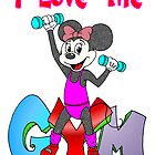 Minnie Workout by Skree