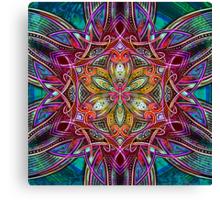 Mandala HD 3 Canvas Print