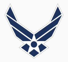 Air Force Insignia - Blue by VeteranGraphics