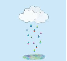 Spring Showers by christinativity