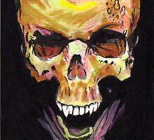 Skull by Thinky  Pain