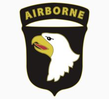 101st Airborne Division - Screaming Eagles - Combat Service by VeteranGraphics