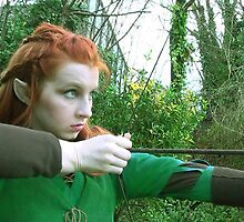 Tauriel - (The Hobbit Cosplay) by Hayleyat221B