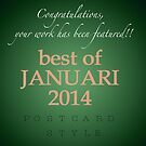 Challenge Best of Januari 2014 - banner by steppeland