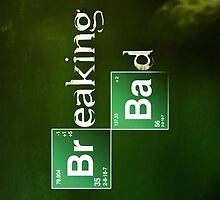 Breaking Bad Logo by Crystal Friedman