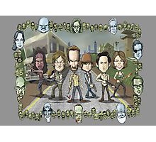 The Walking Dead by Kenny Durkin Photographic Print