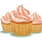Cupcake by tashatringale