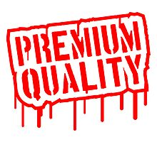 Premium Quality Stamp Logo by Style-O-Mat