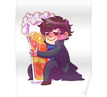 Clueing for Sherlocks Poster