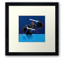 Ganon Framed Print