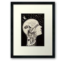 Observatory Framed Print