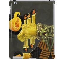 The Candle Man iPad Case/Skin
