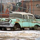 57 Chevy by rosaliemcm