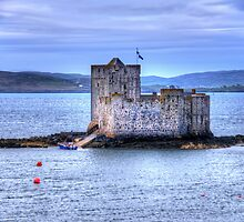 Kisimul Castle by English Landscape Prints