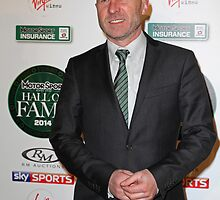 Perry McCarthy attends the MotorSport Hall Of Fame 2014 by Keith Larby