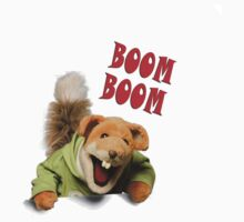 boom boom basil brush by nicethreads