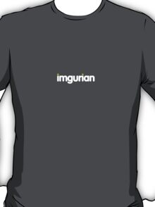 imgurian (medium white text) T-Shirt