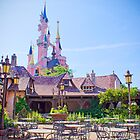 Sleeping Beauty Castle (Disneyland Paris) by ThatDisneyLover
