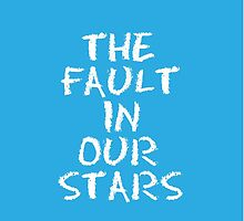 The fault in our stars by cremma