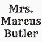 Mrs. Marcus Butler by BaileyLisa