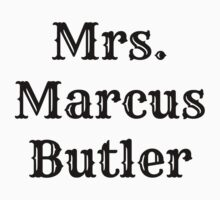 Mrs. Marcus Butler by BaileyLisa