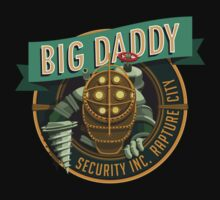 BigDaddy Security   by morlock