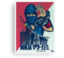 Ryu Hyabusa Canvas Print