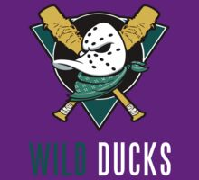 Anaheim Wild Ducks by DavDezign
