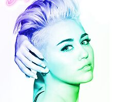 Miley Cyrus by taranicole
